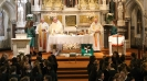 Opening of year mass 2016