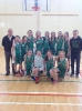 A Basketball team U/14 Cup Win over St. Patricks, Dungannon, Co, Tyrone