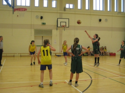 First Year Basketball 2013