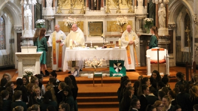 Opening of year mass 2016